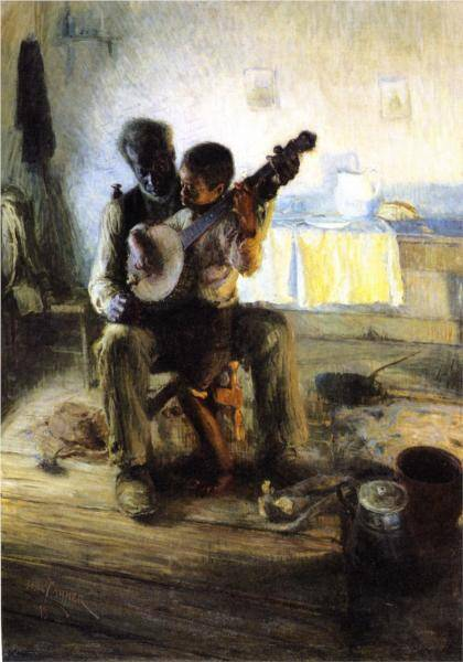 Banjos in Traditional Jazz and Ragtime