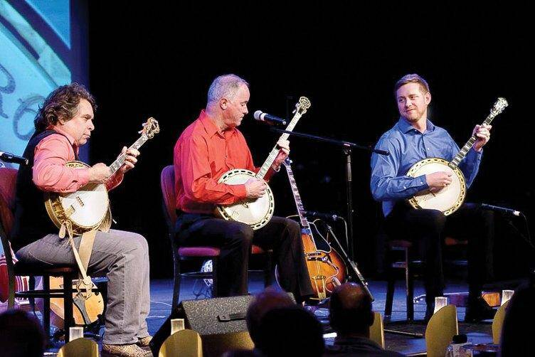 The Great Banjo Summit & Other Things with Strings