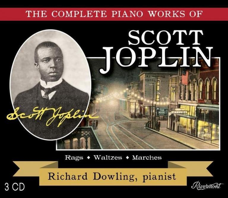 The Complete Piano Works of Scott Joplin by Richard Dowling