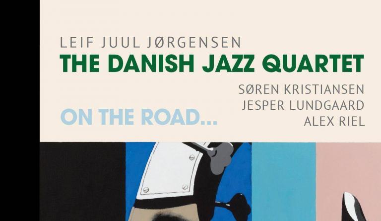 The Danish Jazz Quartet • On The Road...