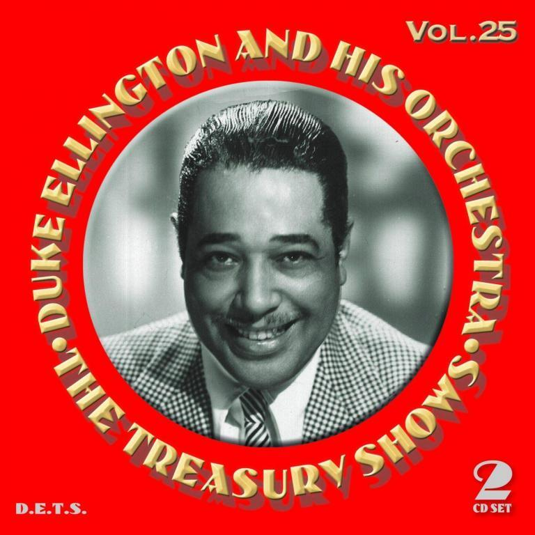 Duke Ellington's Treasury Shows Vol. 25