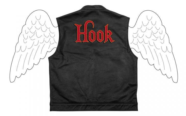 Angel Hook Jacket