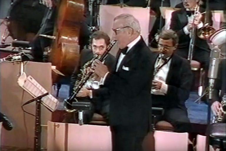 Benny Goodman 1985