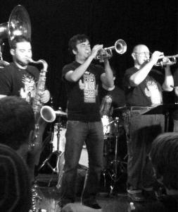 The Bad Cactus Brass Band