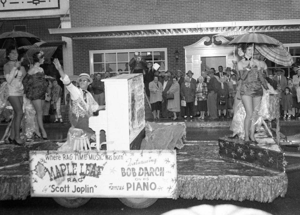 Ragtime Bob Darch Centennial Concert POSTPONED