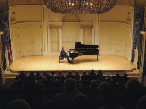 Dowling Carnegie 2 300x225 - Richard Dowling Plays the Complete Scott Joplin at Carnegie Hall