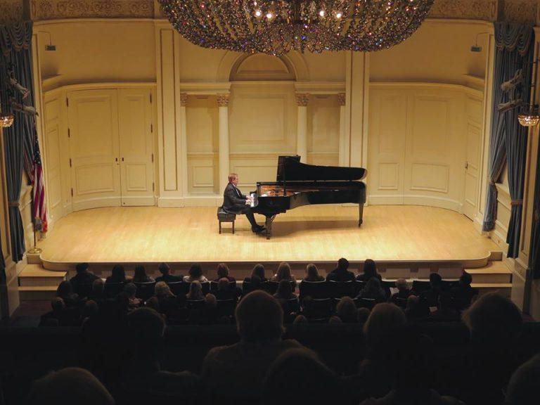 Dowling Carnegie 2 768x576 - Richard Dowling Plays the Complete Scott Joplin at Carnegie Hall