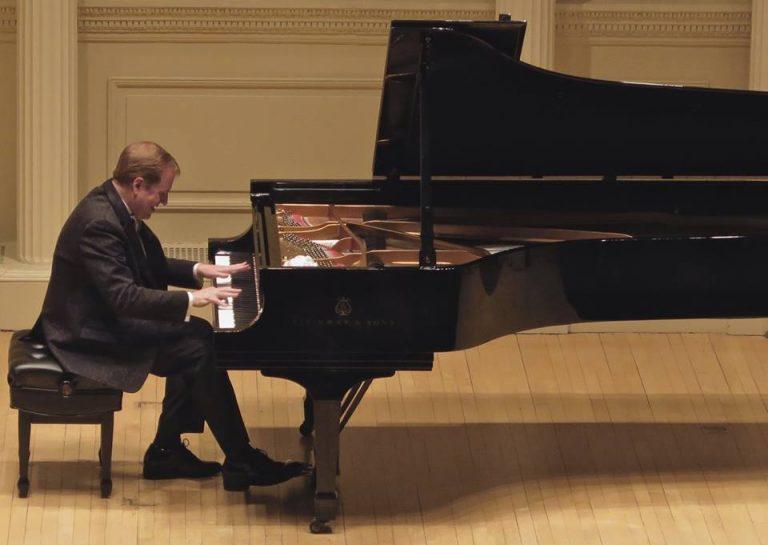 Richard Dowling Plays the Complete Scott Joplin at Carnegie Hall