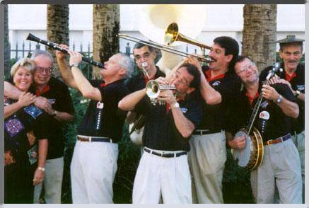 Galvanized Jazz Band Plays Ellington With That Old Tuba