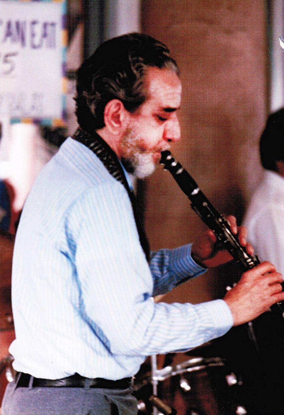 Don Suhor: An Important New Orleans Clarinetist
