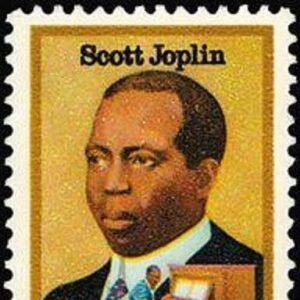 The Scott Joplin Postage Stamp
