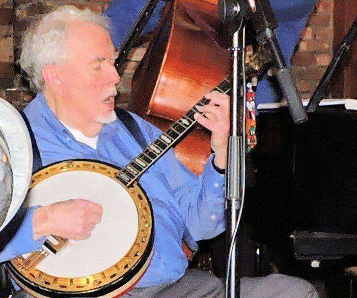 Peter Bullis, Banjoist for the New Black Eagle Jazz Band, has passed.