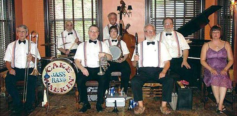 Cakewalkin' Jass Band Celebrates 50th