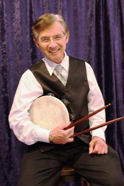 Sandy Harr, Drummer for The Sedalia Ragtime Orchestra, has passed