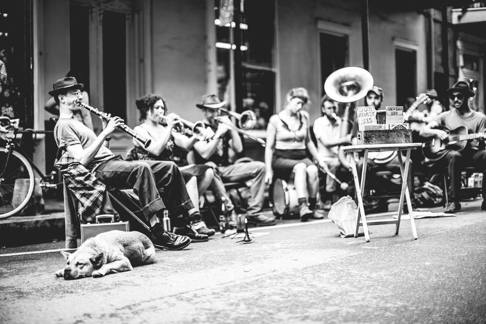 How Tuba Skinny's New Orleans Street Jazz Found Fans Worldwide