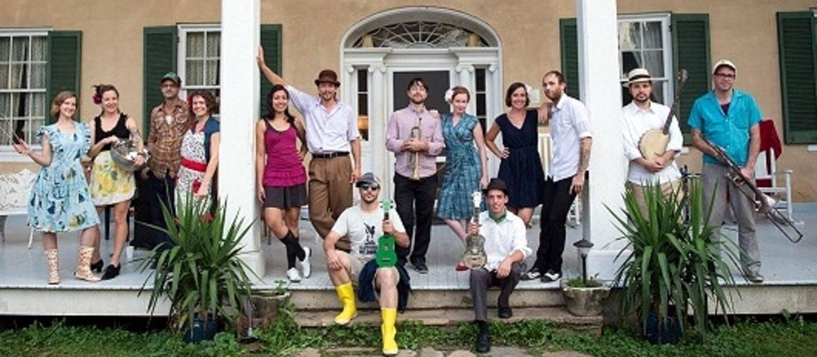 Welbourne Jazz Camp: Music Joins Dance on a Virginia Horse Farm