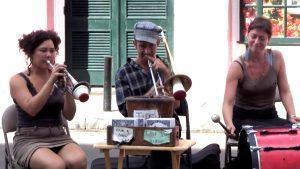 Tuba Skinny, Shaye Cohn Barnabus Jones, Erika Lewis