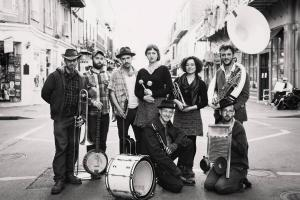 How Tuba Skinny's New Orleans Street Jazz Found Fans Worldwide