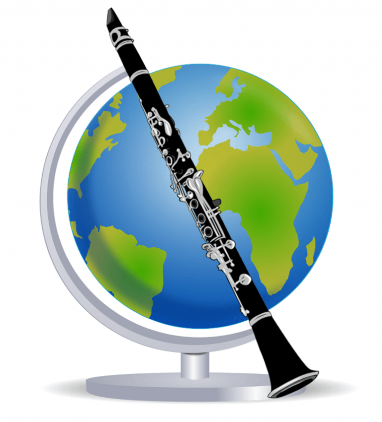 "globe and clarinet 800px 768x850 - How to Be ""That Guy"""