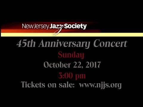 New Jersey Jazz Society Celebrates 45 Years