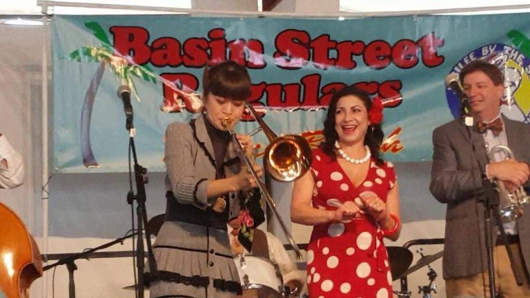 Haruka Kikuchi: Queen of the Tailgate Trombone