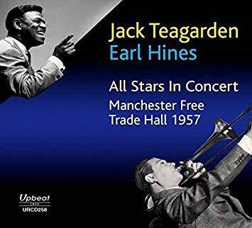 51jsUB60OhL. SX355  - Jack Teagarden/Earl Hines All-Stars In Concert