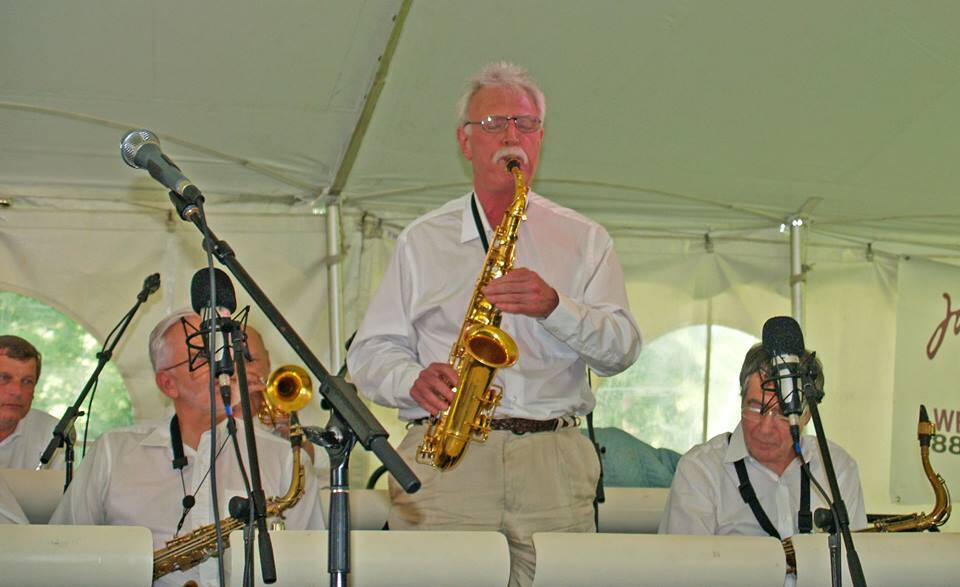 Chuck Wilson, Big Band Saxophonist has passed at 70