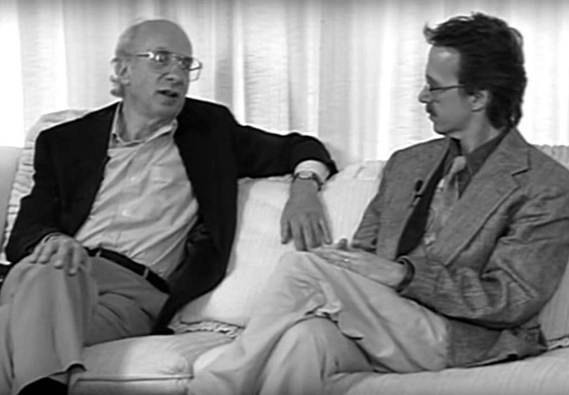 Dick Hyman and Monk Rowe March 4, 1995