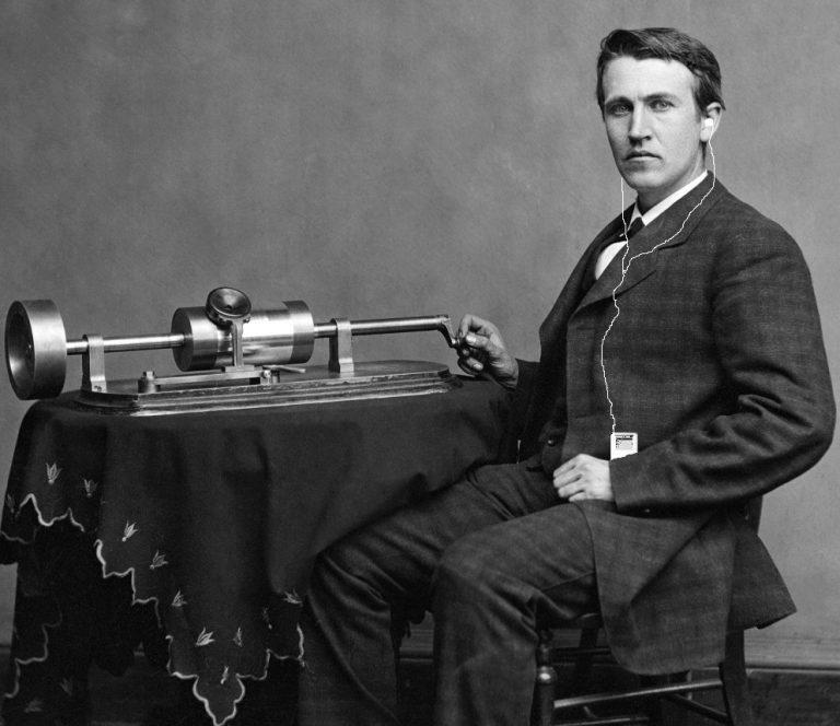 Edison iPod crop 2 768x664 - On Turning 40