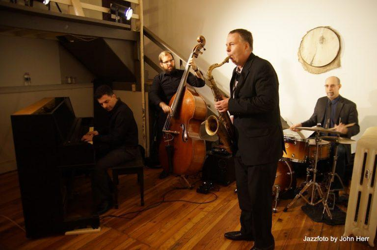 Harry Allen Quartet The Other Side Utica John Herr2 768x510 - Harry Allen at The Other Side (Photo Gallery)