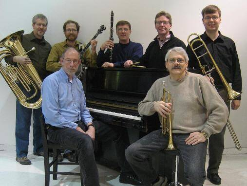Trumpeter Jeff Dovi helms a Dixie-driven septet in Cortland. N.Y.