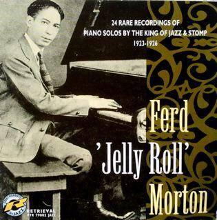 Jell Roll Morton Piano Solos