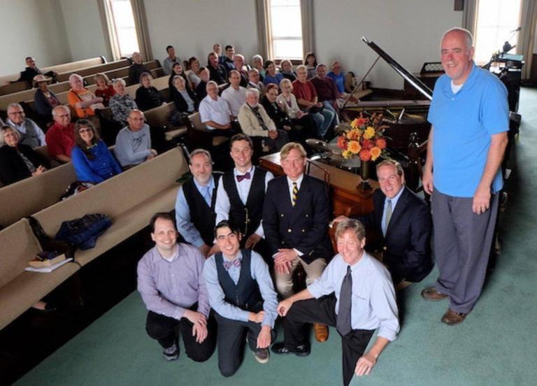 Central Pennsylvania Ragtime and American Music Festival