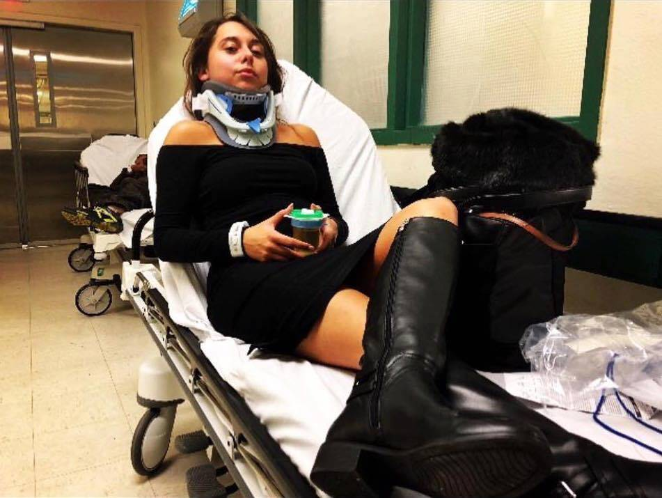 Jazz vocalist Veronica Swift attacked on subway platform, quick recovery expected.