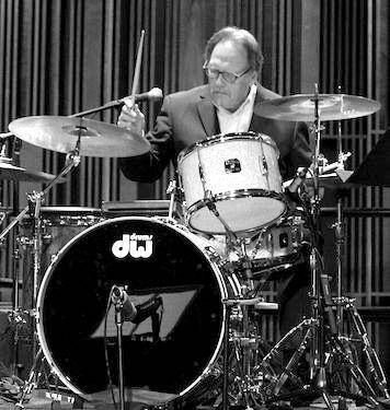 coverphoto hal bw - Drummer Hal Smith Expected Back on the Bandstand