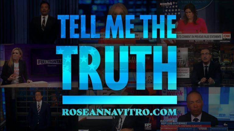 Roseanna Vitro- Tell Me The Truth