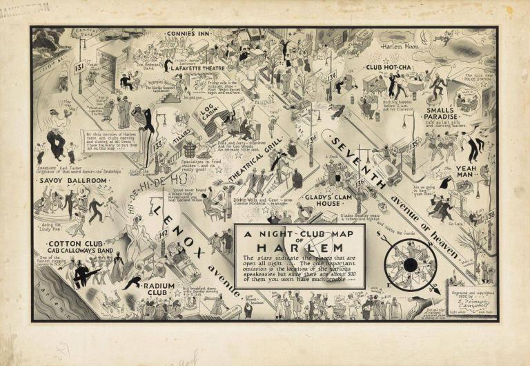 01 map blog harlem nightclub.ngsversion.1491280205152.adapt .1900.1 768x530 - The Harlem Renaissance: Guide to Historic Jazz Clubs