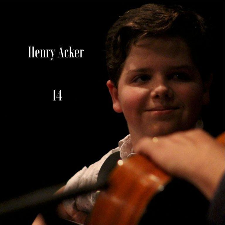 Henry Acker: 14