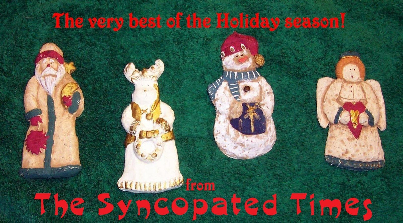 Happy Christmas From TST