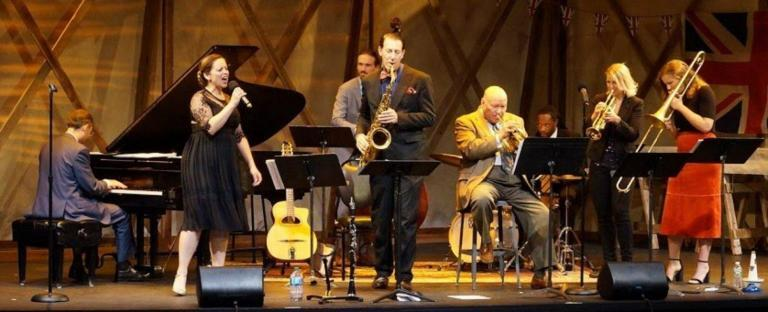 Dan Levinson Octet at the Bickford, November 12, 2018