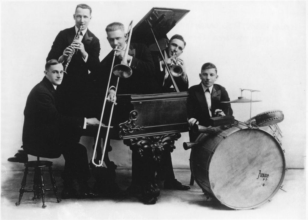 Bandleader Dan Levinson Celebrates a Century of Jazz on Record