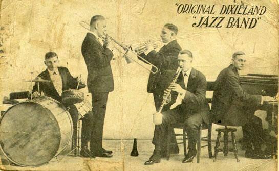 ODJBcard - The Original Dixieland Jazz Band: Which album to Buy?