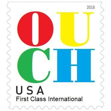 OUCH stamp - Letters to the Editor: December 2018