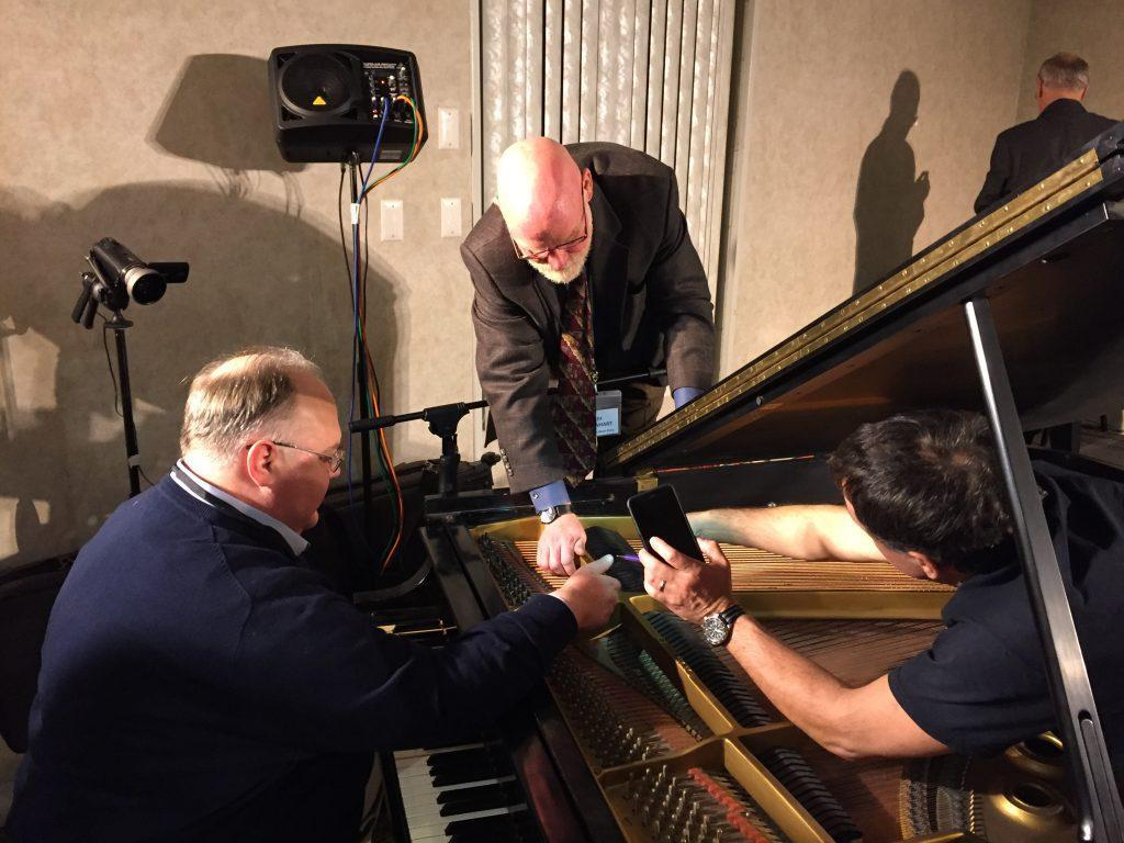 What to Do Until the Piano Tuner Leaves