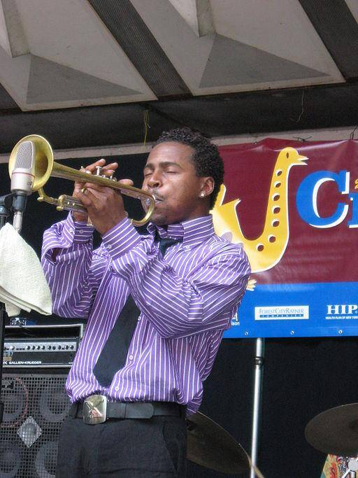 Roy Hargrove 2 - Roy Hargrove, crossover jazz artist, has died.