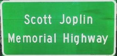 Scott Joplin Memorial Highway Designated