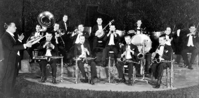 The Vincent Lopez Orchestra in 1926