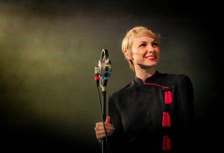 Kat Edmonson Photo Aidan Grant