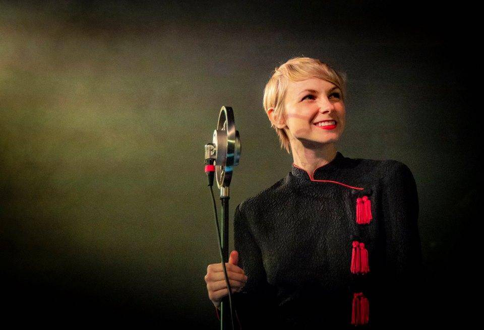 Kat Edmonson's New World of Vintage Pop