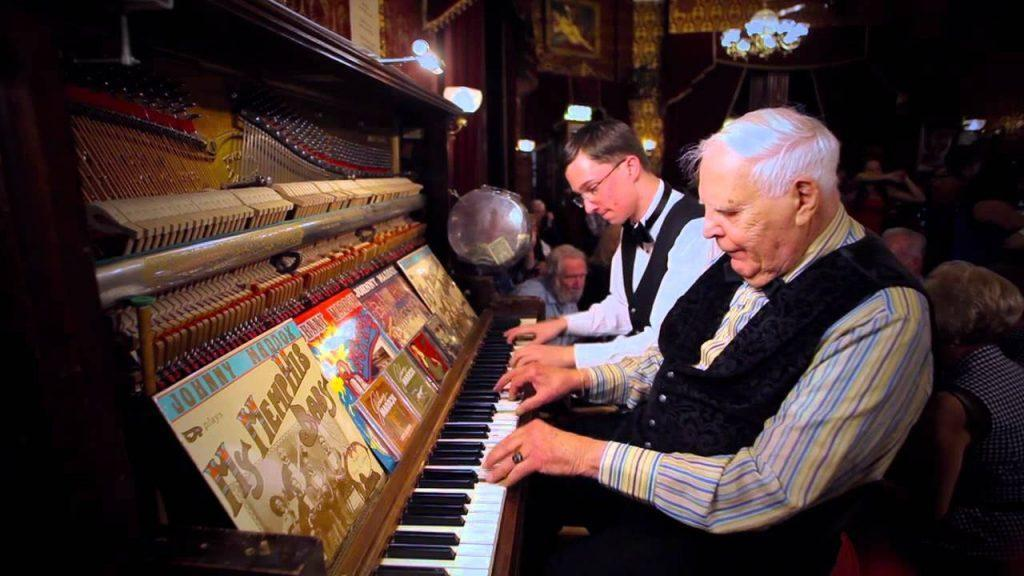 Piano Legend Johnny Maddox has Died